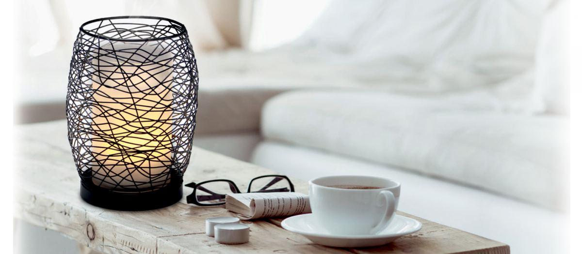 Varie gisa diffusore di aromi lampada colorata e for Umidificatore gisa