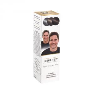 reparex-against-grey-hair-man